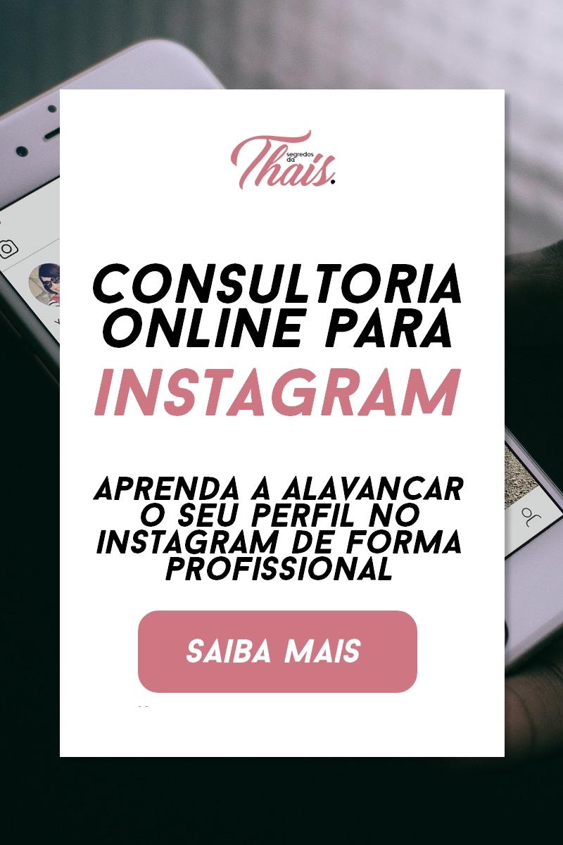 Consultoria para Instagram