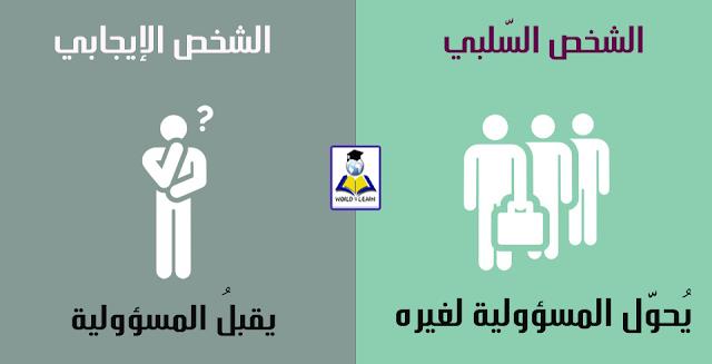 8 اختلافات جوهرية بين الأشخاص الإيجابيين والأشخاص السلبيين