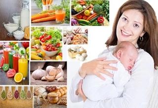 Makanan Ibu Menyusui Agar Bayi Cepat Gemuk,makanan ibu menyusui agar kulit bayi putih bersih
