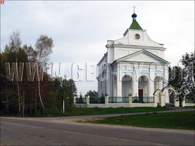 Щорсы. Церковь Дмитрия Солунского