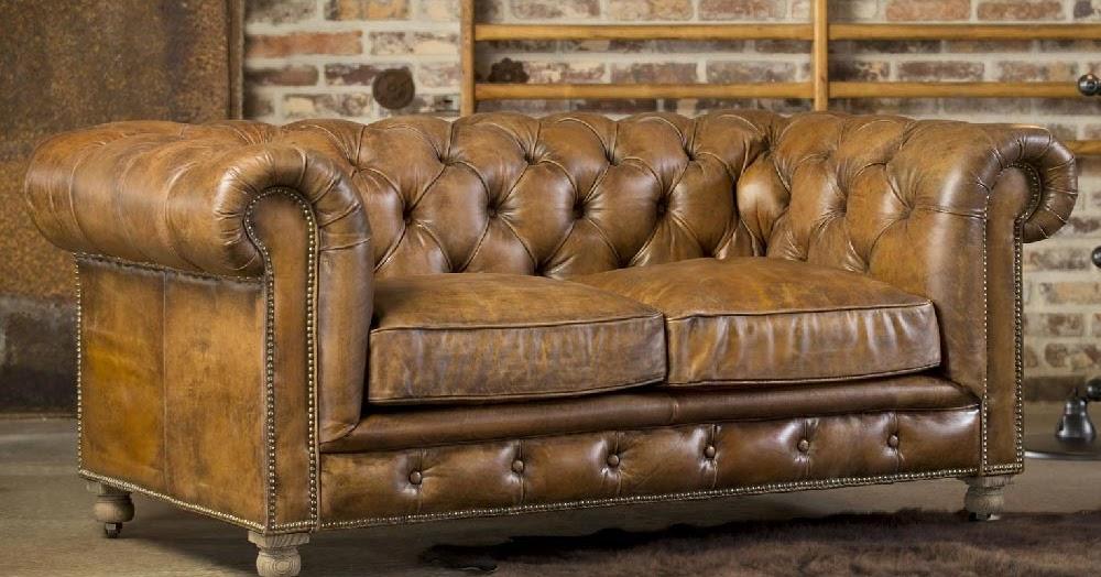 Divano chesterfield un must per ricreare lo stile industriale nel living blog di arredamento - Un divano per dodici ...