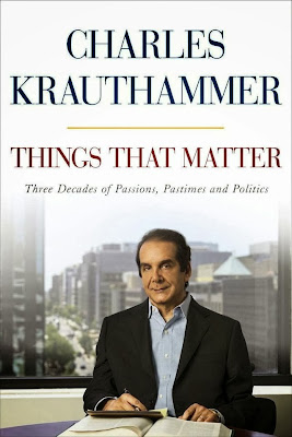 Things That Matter by Charles Krauthammer – Book Cover