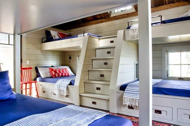 صور وأفكار لغرف نوم أطفال