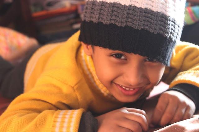 Sourajit Saha's Nephew Rick 23