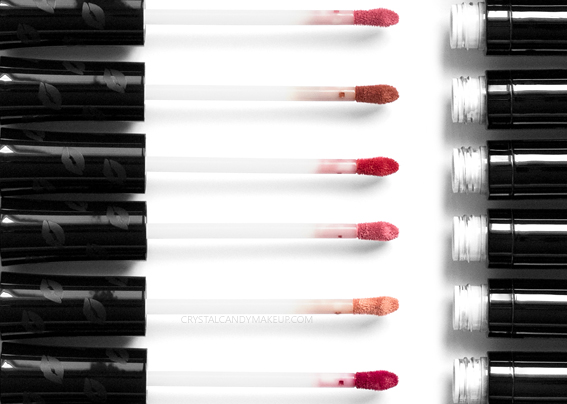 Buxom Va Va Plump Shiny Liquid Lipsticks Review Photos Swatches