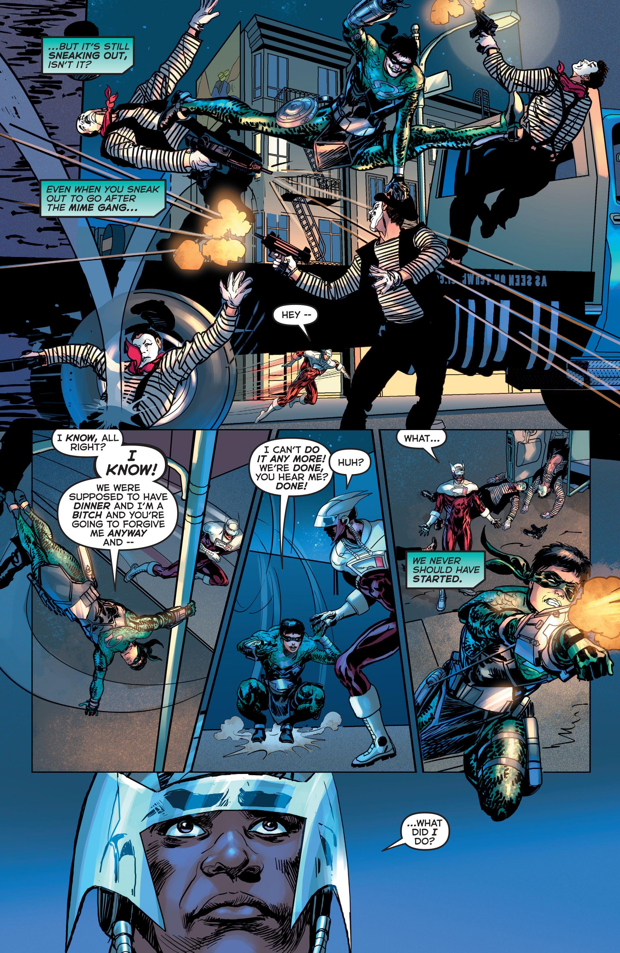 Read online Astro City comic -  Issue #20 - 8