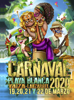 Playa Blanca - Carnaval 2020 - Juan Diego Ingelmo