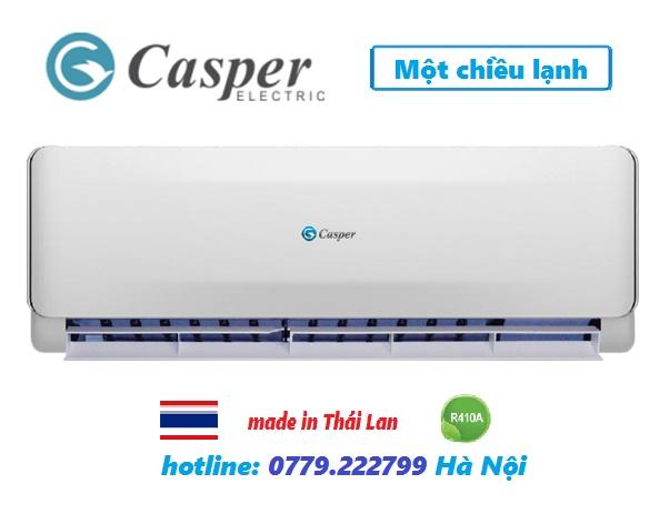 Điều hòa Casper 24000BTU 1 chiều EC-24TL22