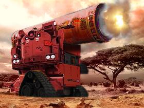 未来兵器(素材使用)