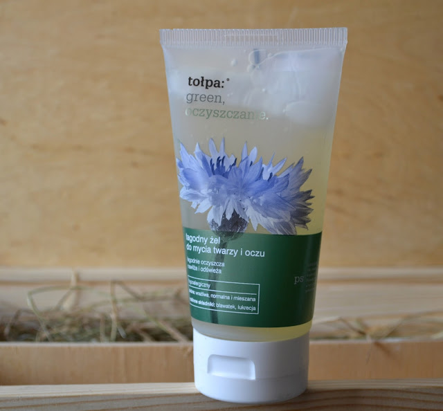Tolpa Green Cleansing Gel for Face & Eyes