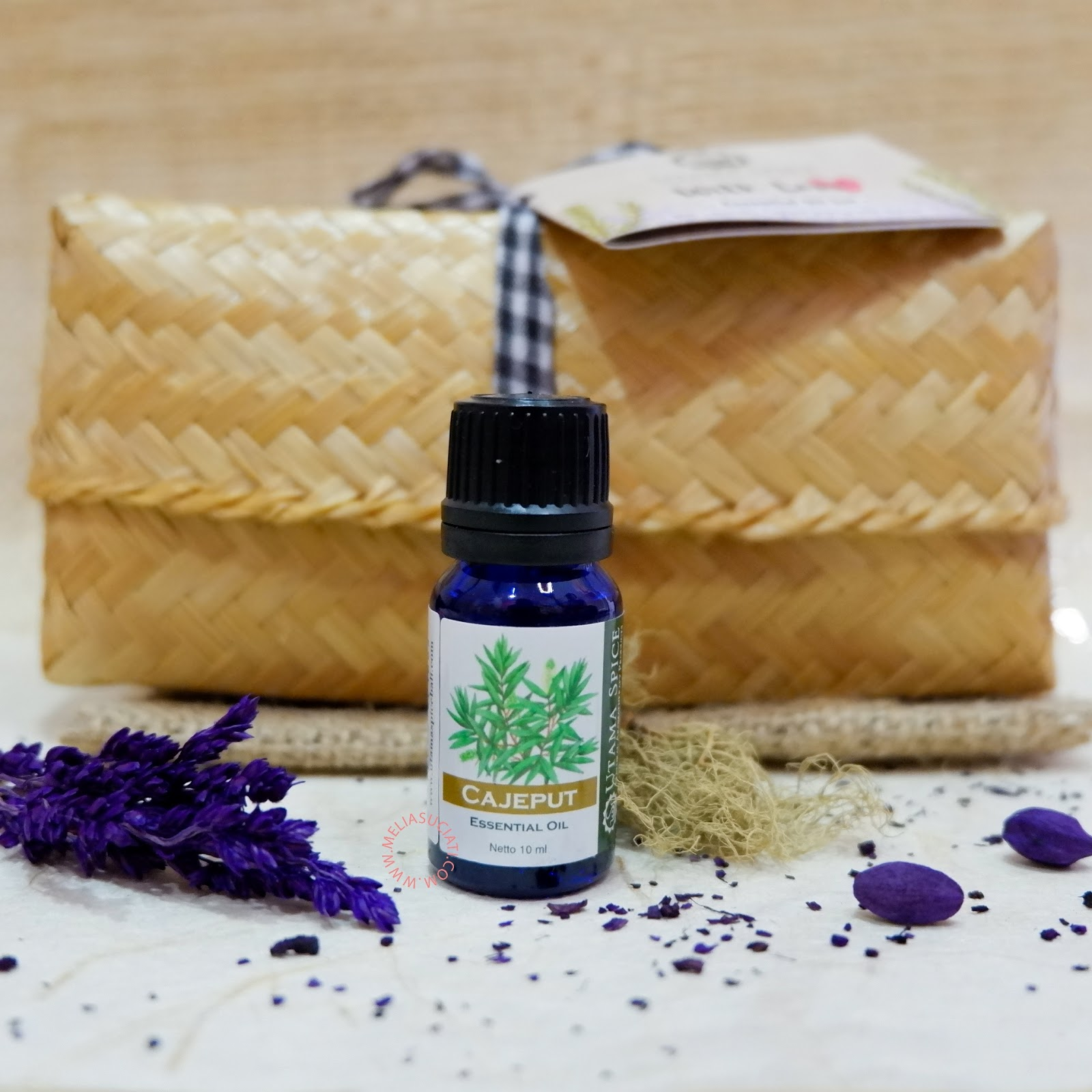 Review Utama Spice With Love Essential Oil Set