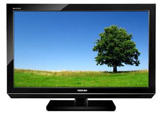 Belajar mengenal bagian-bagian LCD TV