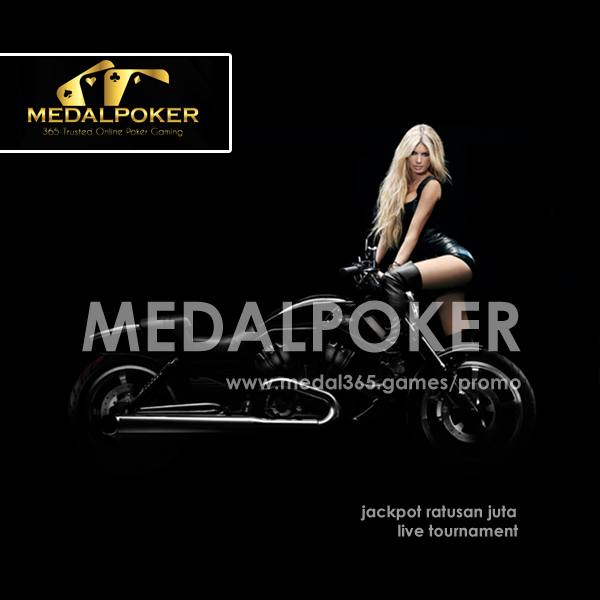 Situs MEDALPOKER qq poker ceme merupakan situs 99 poker online uang asli jackpot terbesar, di sini para pemain akan bisa mendapatkan jackpot bernilai puluhan juta