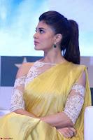 Gorgeous Jacqueline Fernandez  in yellow saree 36.JPG