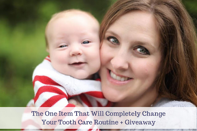 The One Item That Will Completely Change Your Tooth Care Routine + Giveaway