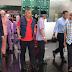 "Walau Pun ""Bertongkat"", Tengku Abdullah Tetap Ziarah Anak Staff Baginda Di Kuantan Medical Centre (KMC)"