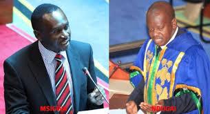 Mchungaji Msigwa  Akomalia Kumng'oa Spika 'Hoja Yangu Ipo Pale Pale Naamini Wabunge Wenye Akili Wataniunga Mkono'
