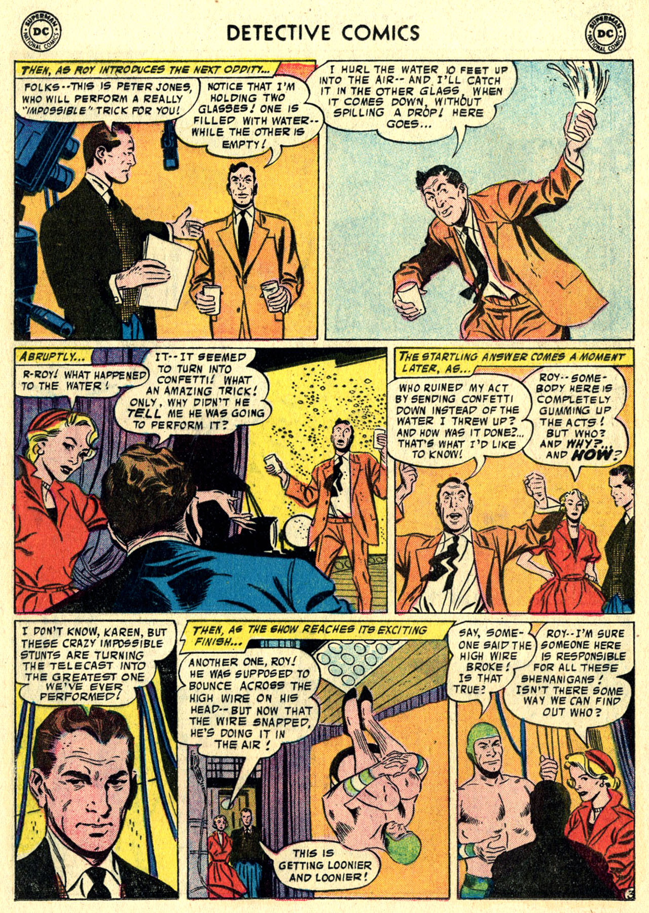 Read online Detective Comics (1937) comic -  Issue #244 - 20