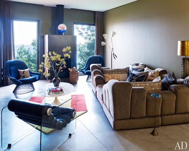 Mehr Mut zu Farbe! Zu mehr Leben! Zu mehr Design! Einrichten mit dem Farbtopf in der Hand: Wohnzimmer