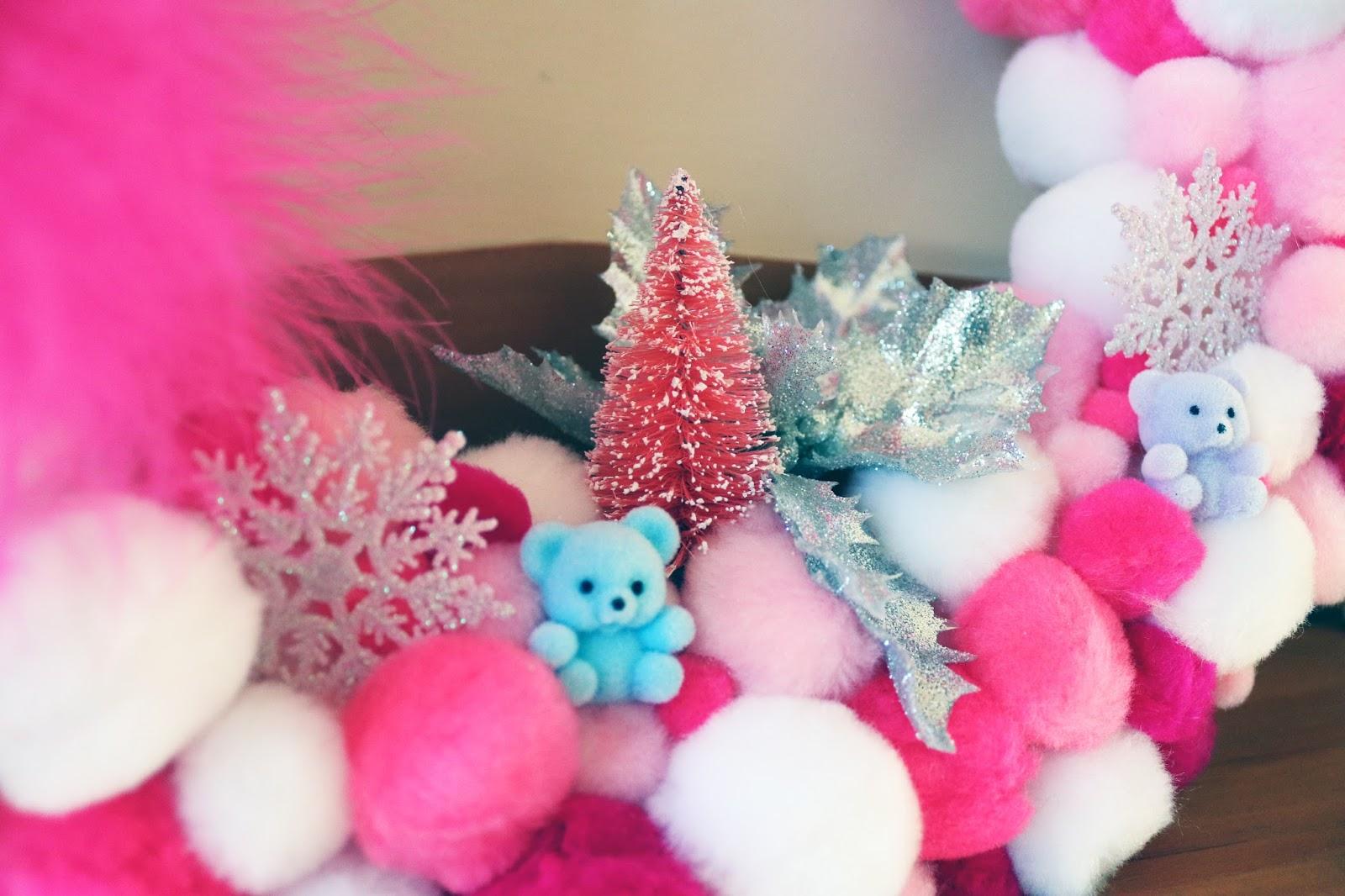 pastel christmas