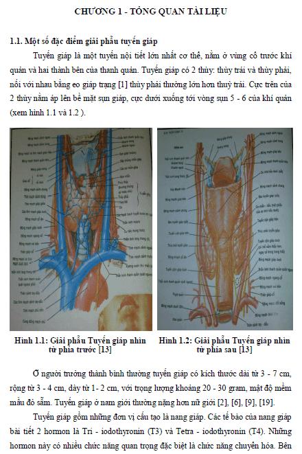 Đặc điểm lâm sàng và kết quả chăm sóc bệnh nhân sau phẫu thuật bướu giáp đơn thuần năm 2009 tại khoa ngoại châm tê bệnh viện châm cứu Trung Ương