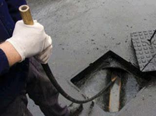 Desatranques profesionales de tuberías