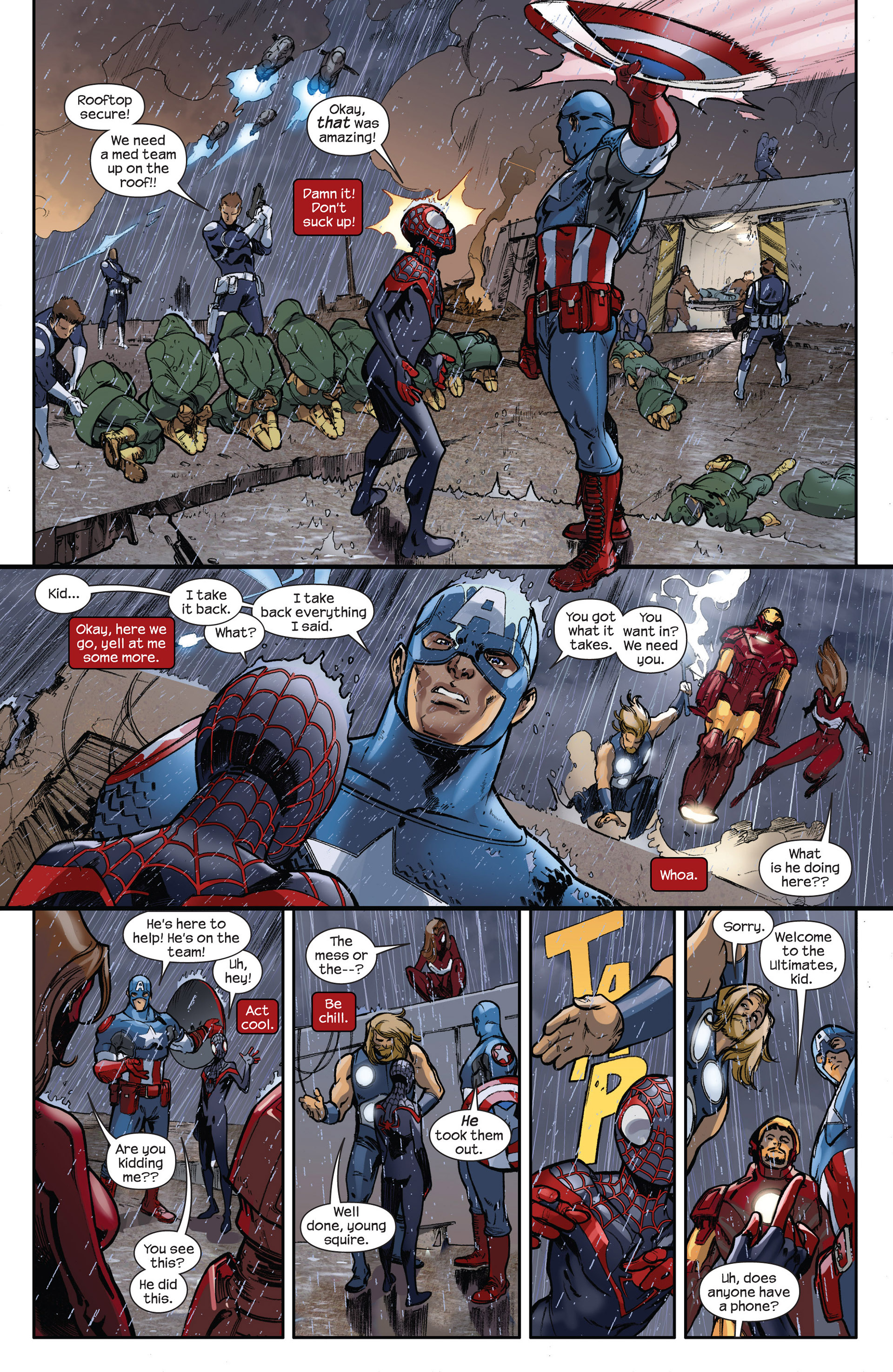 Read online Ultimate Comics Spider-Man (2011) comic -  Issue #16 - 15