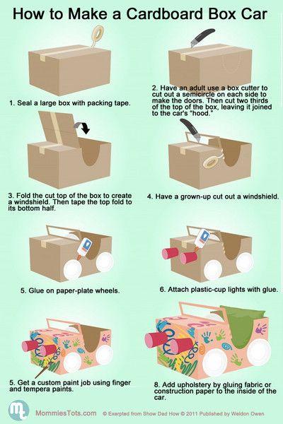 manualidades.carton.coche