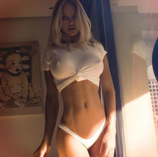 Hot Russian Teen Anna Uploading 99