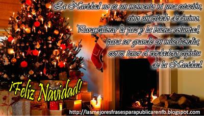 Frases De Navidad: La Navidad No Es Un Momento Ni Una Estación