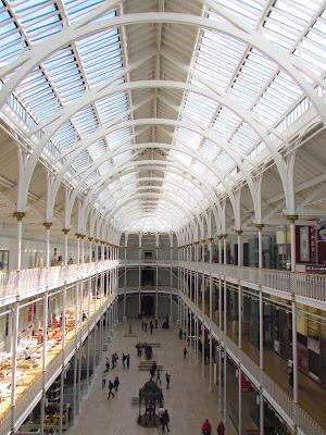 Royal Museum. Edimburgo. Edinburgh. Dùn Èideann. Édimbourg. Escocia. Scotland. Alba. Écosse