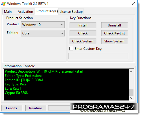 descargar Microsoft Toolkit v2.6.2