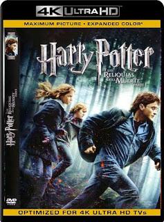 Harry Potter y las reliquias de la muerte Parte 1 (2010) Latino 4K UltraHD [GoogleDrive]