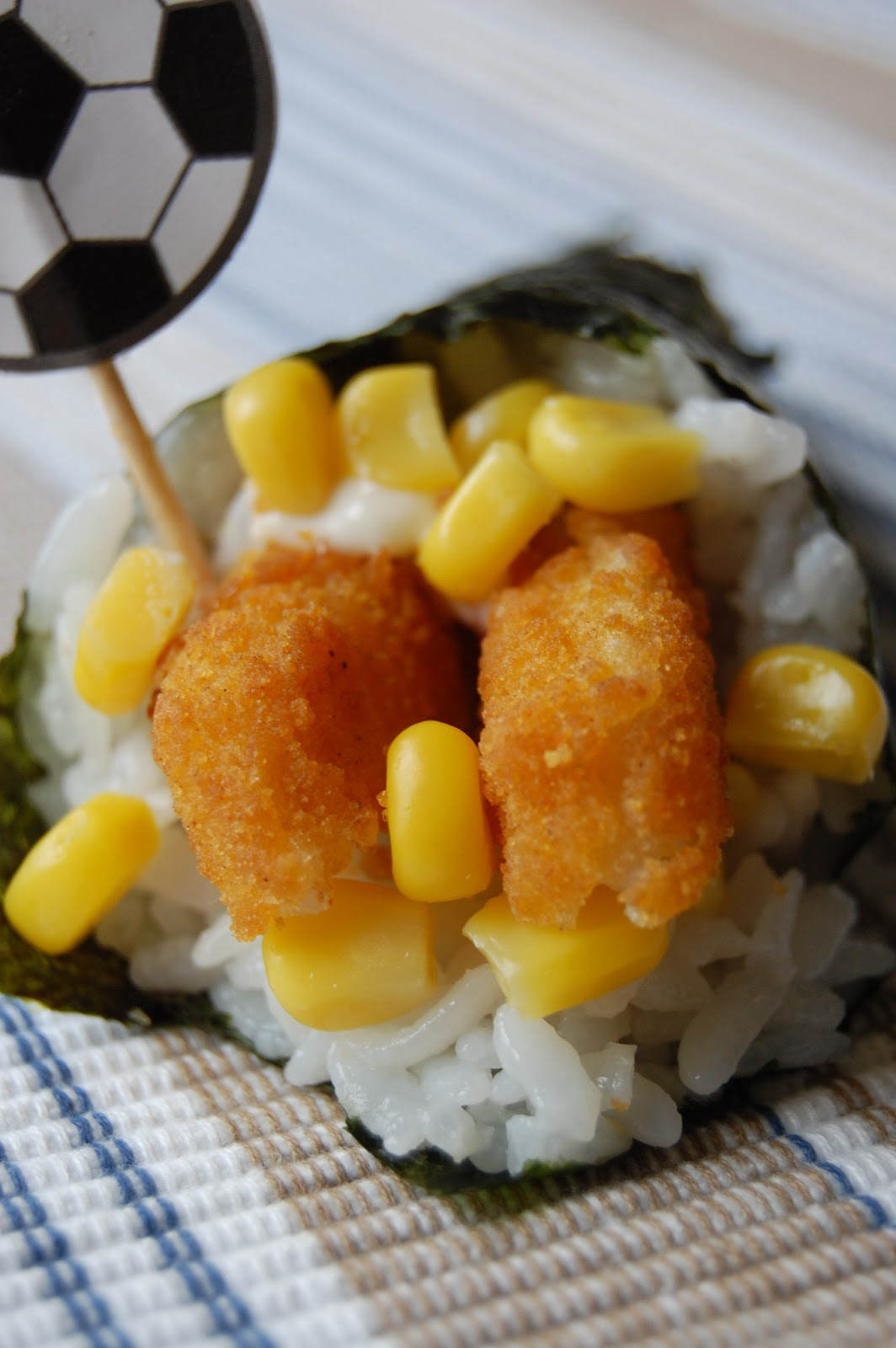 Fiona S Japanese Cooking Children S Day Fish Finger