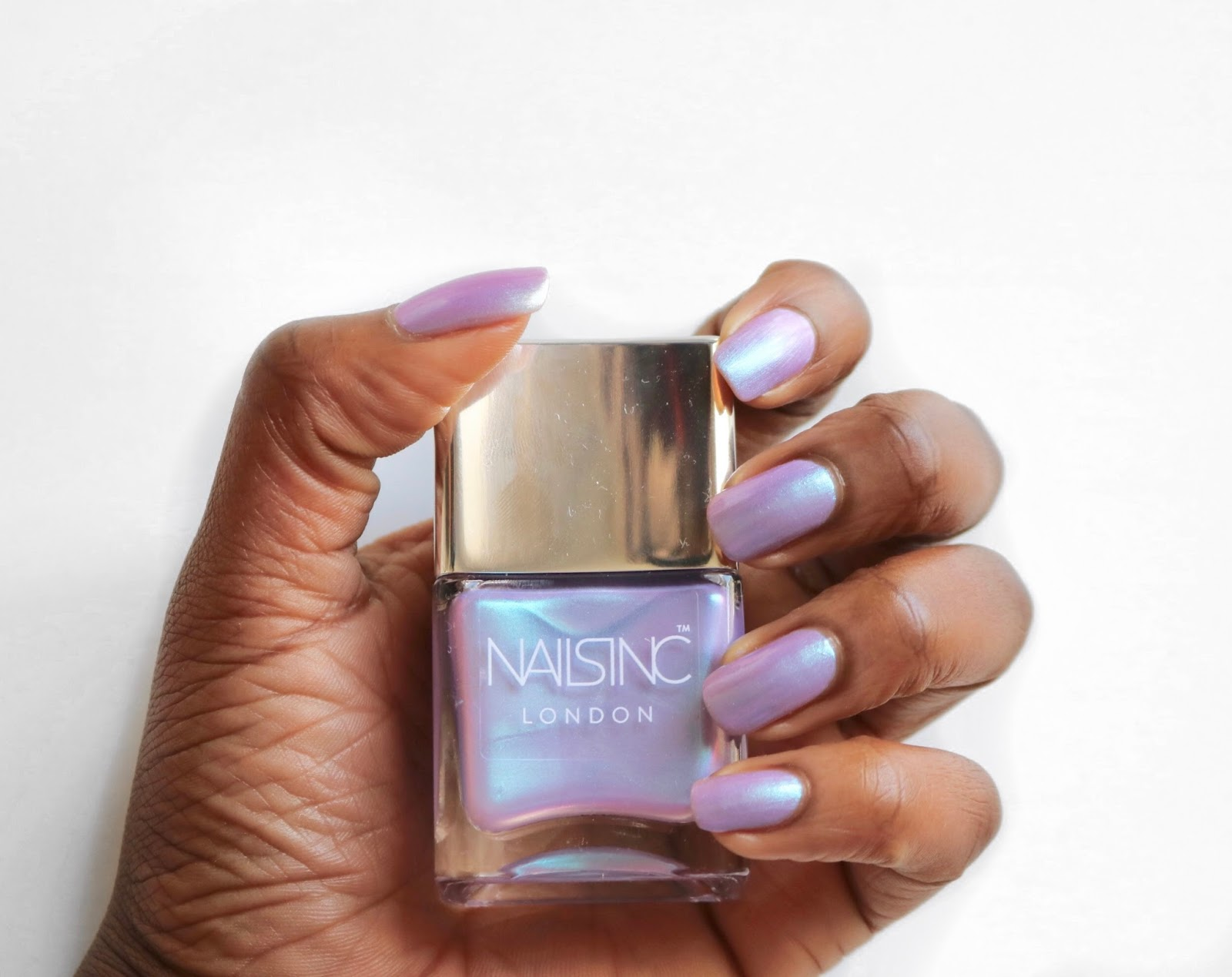 Nails inc. Sparkle like a Unicorn Duo Polish | KUIYA\'S KLOSET