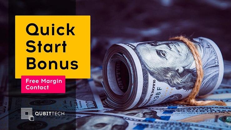 Бонусное предложение от Qubittech