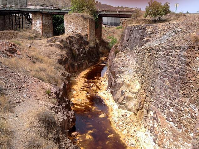 Visitar Parque minero Riotinto y las minas