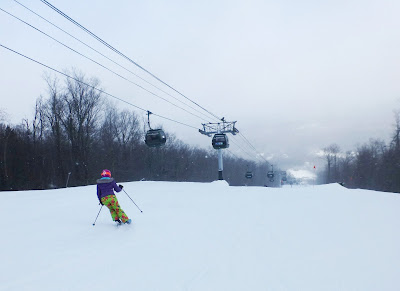 Gore Mountain, Saturday 02/03/2018.  The Saratoga Skier and Hiker, first-hand accounts of adventures in the Adirondacks and beyond, and Gore Mountain ski blog.