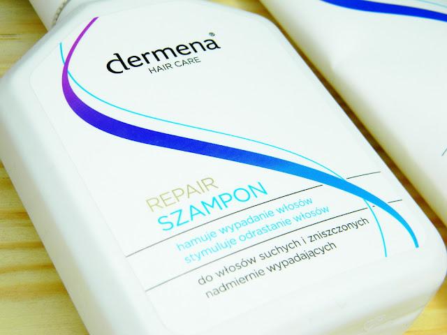 Szampon do włosów dermena