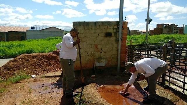 Senador Canedo: Semana de Combate à Dengue intensifica ações nos bairros