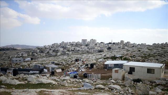 izin menetap di jerussalem untuk warga palestina semakin di batasi