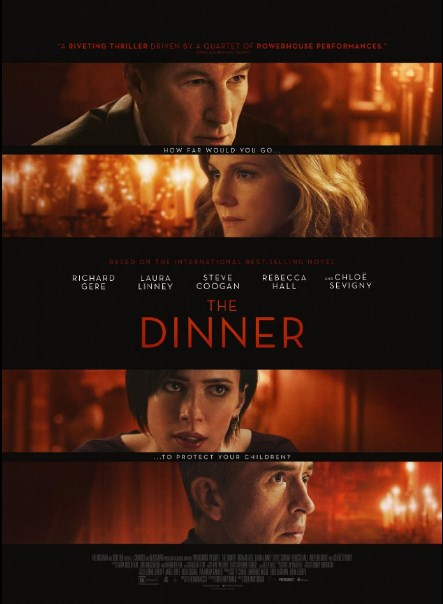 Sinopsi / Alur Cerita Film The Dinner (2017)