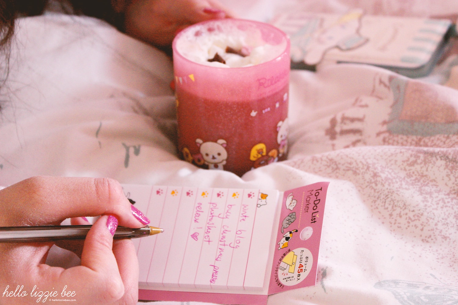 kawaii to-do list, modes4u