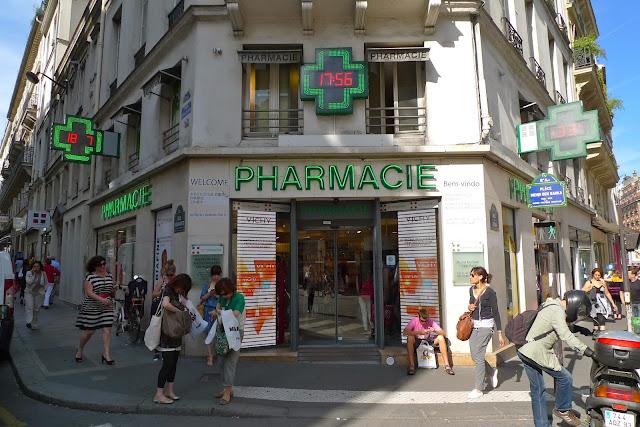 farmácia Pharmacie Paris