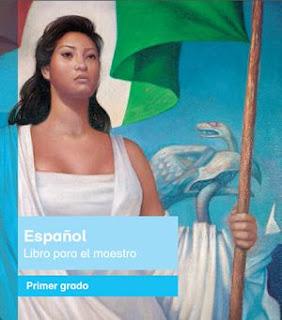 Español Libro para el maestro Primer Grado Ciclo Escolar 2016-2017