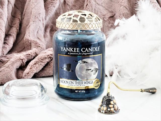avis Moon On Their Wings Yankee Candle, avis yankee candle, bougie parfumee, acheter bougie, blog bougie, candle review, scented candle, moon on their wings yankee candle
