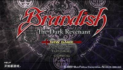【PSP】撼天神塔:黑暗回歸中文版(Brandish: Dark Revenant)!