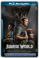 Baixar Jurassic World (2015) Torrent - Dublado Blu-ray 1080p Áudio 5.1 Download Por torrent Grátis