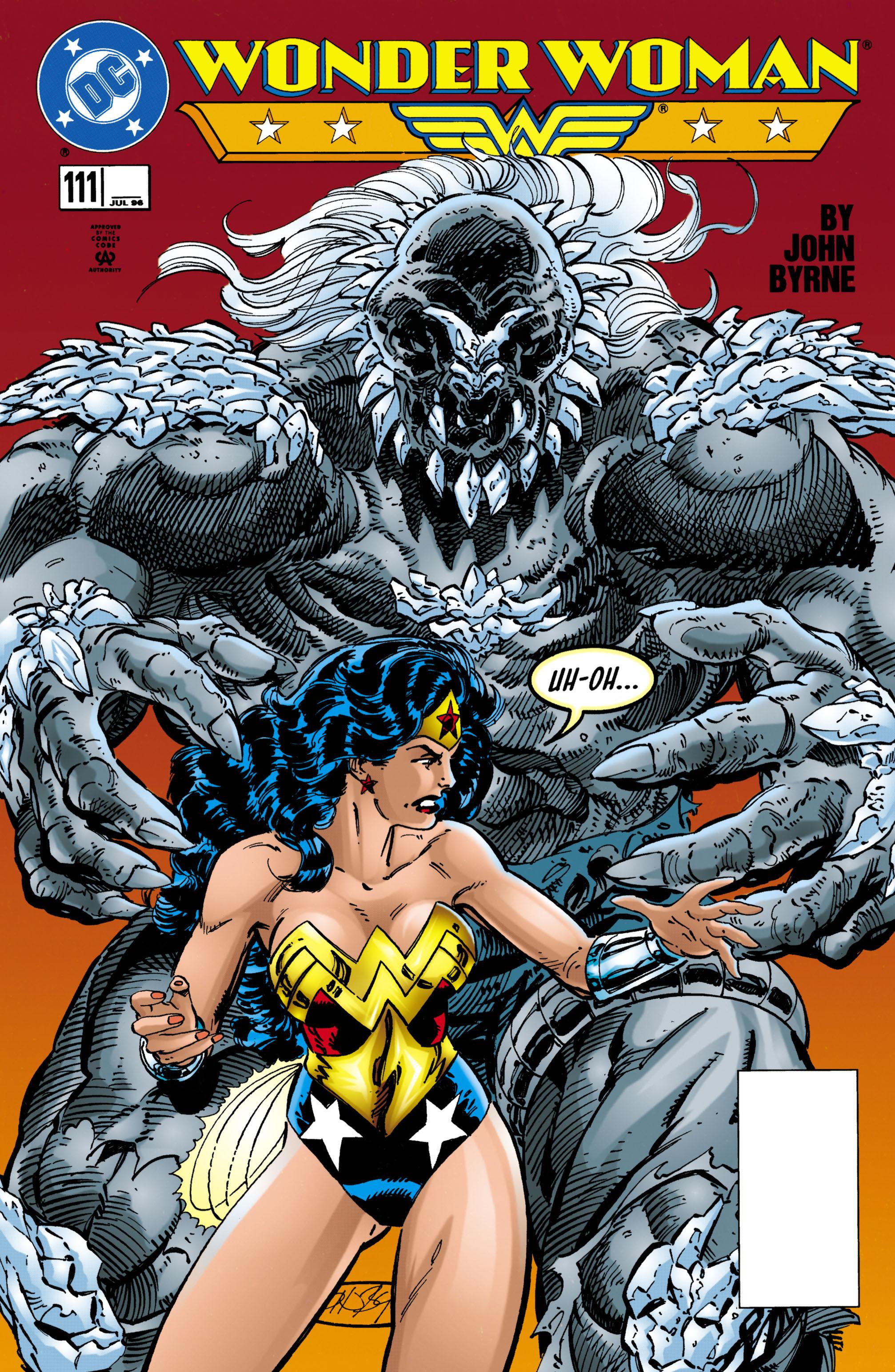 Read online Wonder Woman (1987) comic -  Issue #111 - 1