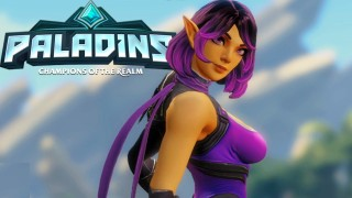 Paladins - joc multiplayer de actiune